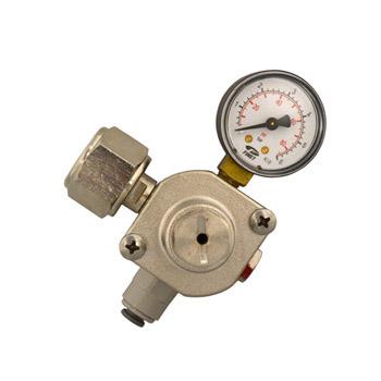 Everpure EV312492 Pressure Reducer/Regulator for Refillable CO2 Tank