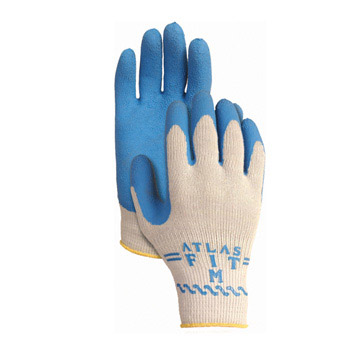 Christy's 9680-M Blue Flex Glove Medium