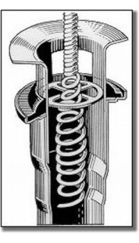 Flexible Plumbertool PBSR-1435 1/4