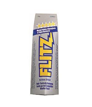 Flitz Metal Polish & Paint Restorer - 1.76 oz (50 gr)