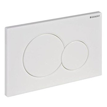Geberit 115.770.11.5 Actuator Plate - White