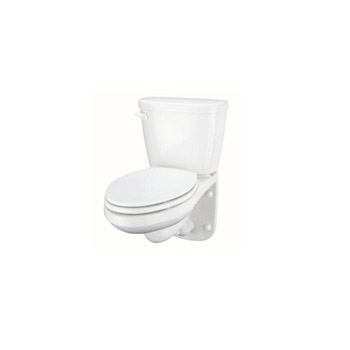 Gerber 20-021 Maxwell HET 1.28gpf Wall Hung Back Outlet - White