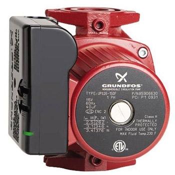 Grundfos UP26-96SF 115V 1/12 HP Circulator Pump