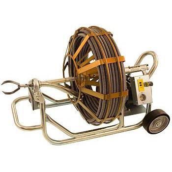 Gorlitz GO62A Sewer Cleaning Machine (5/8\