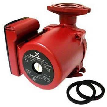 Grundfos UP15-42F 1/25 HP Recirculator Pump (59896155)