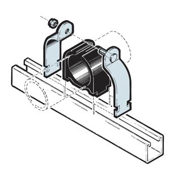 Wesanco 100087 Hydra-Zorb Fitting