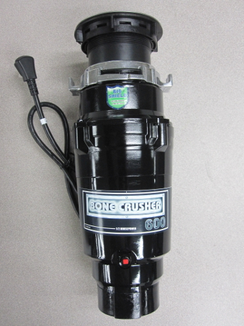 Joneca 600 1/2HP Bone Crusher Garbage Disposer