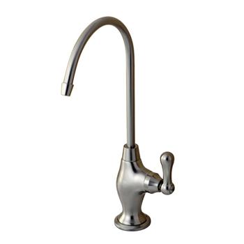 Kingston Brass KS3198AL Restoration Water Filtration Faucet - Satin Nickel