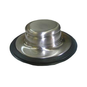 Lasco 30151SN Garbage Disposal Stopper - Satin Nickel