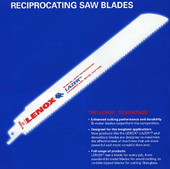 Lenox 20566-618R 6x3/4x035x18 Saw Blade