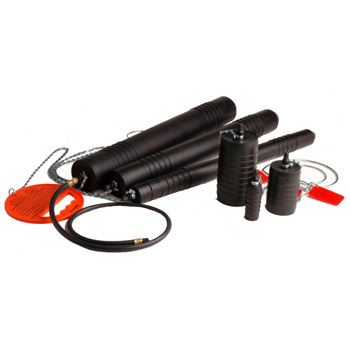 Mission Rubber ML4-6 Flo-Bloc Inflatable Long Test Plugs