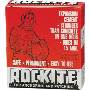 Rockite 5LB Expansion Cement