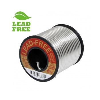 Canfield CF-95-5 95/5 Solder Lead-Free - 1lb spool