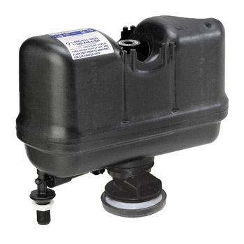 Sloan M-101526-F3B Flushmate Complete Replacement System for 501B with center pushbutton in tank lid