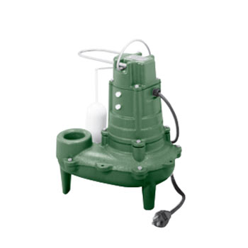 Zoeller M267 Automatic Cast Iron Series Submersible Pump with 25' Cord