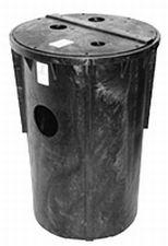Zoeller 31-0214 Simplex Basin & Cover 18\