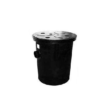 Zoeller Simplex System Package M267 Pump, 2