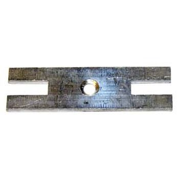 Lasco 03-1440 1 Hole to 2 Hole Bracket